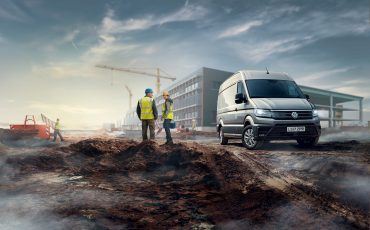 Volkswagen Crafter MWB H/Roof